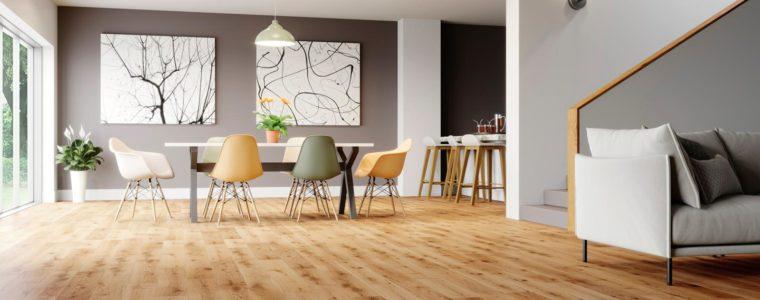 Jak właściwie pielęgnować drewniane podłogi olejowane?