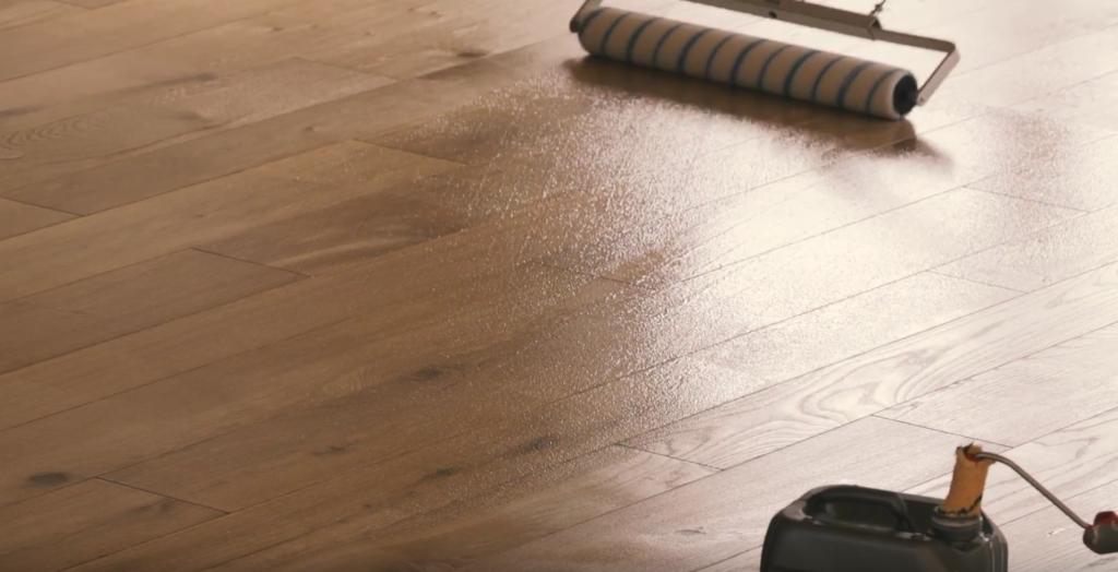 podłogi olejowane