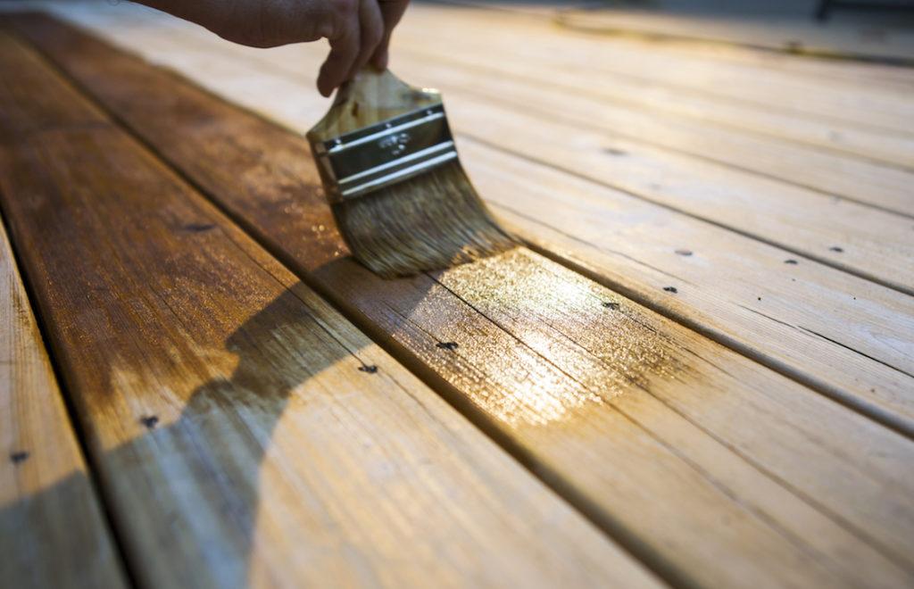 olejowanie drewna