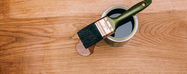 Oleje do drewna – Kilka przydatnych wskazówek