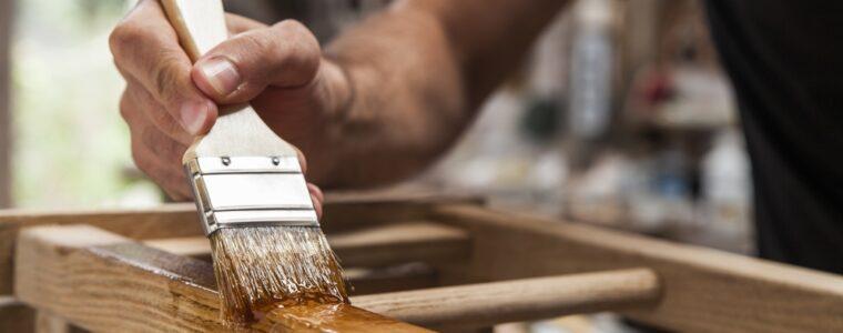 Zabezpieczanie konstrukcji drewnianych